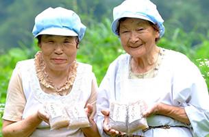 竹野のおばちゃん<br /> 手造りの刺身こんにゃく